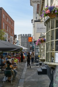 Clarence Brasserie - two minutes from Windsor Castle
