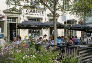 Groups at Clarence Brasserie & Tea Room